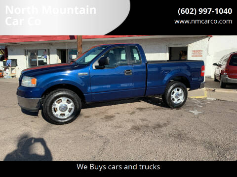 2008 Ford F-150 for sale at North Mountain Car Co in Phoenix AZ