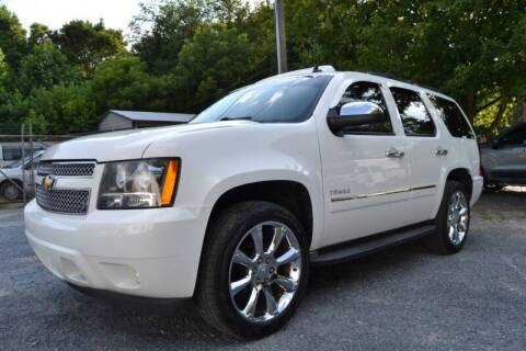 2010 Chevrolet Tahoe for sale at Victory Auto Sales in Randleman NC