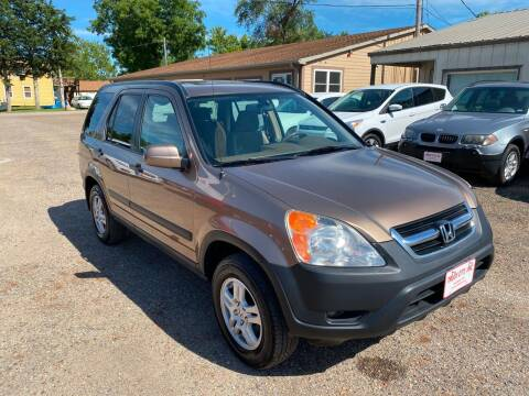 2002 Honda CR-V for sale at Truck City Inc in Des Moines IA