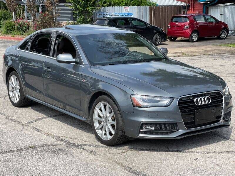 2016 Audi A4 for sale at AWESOME CARS LLC in Austin TX