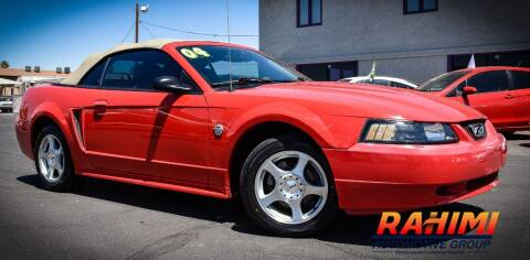 2004 Ford Mustang for sale at Rahimi Automotive Group in Yuma AZ