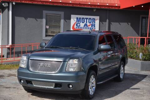 2007 GMC Yukon XL for sale at Motor Car Concepts II - Apopka Location in Apopka FL