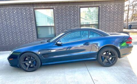 2003 Mercedes-Benz SL-Class for sale at Shelby's Automotive in Oklahoma City OK