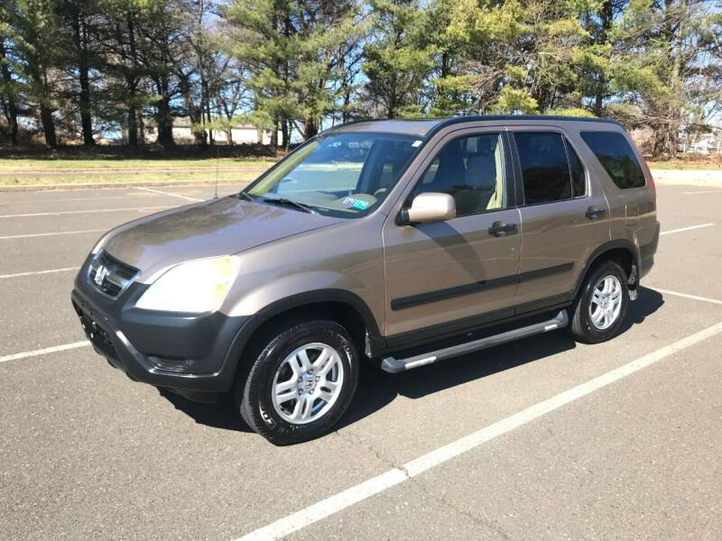 2004 Honda CR-V for sale at P&H Motors in Hatboro PA