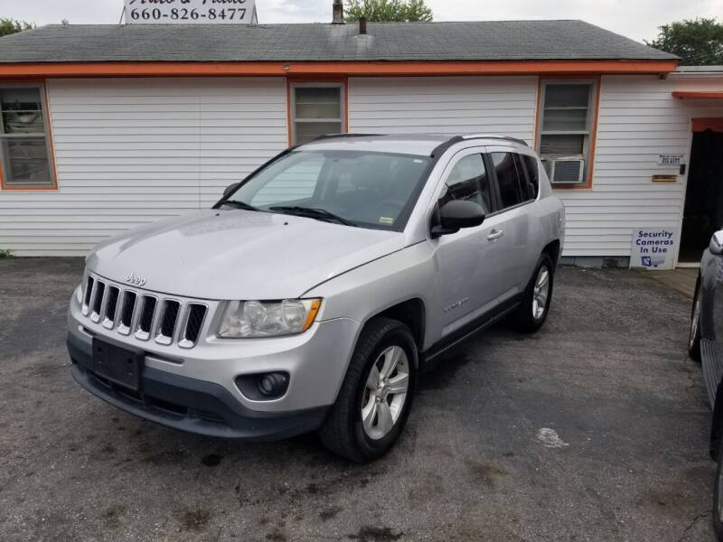 2011 Jeep Compass for sale at Bakers Car Corral in Sedalia MO