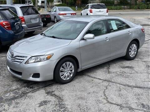 2010 Toyota Camry for sale at Sunshine Auto Sales in Huntington IN