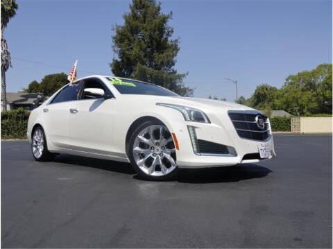 2014 Cadillac CTS for sale at BAY AREA CAR SALES in San Jose CA