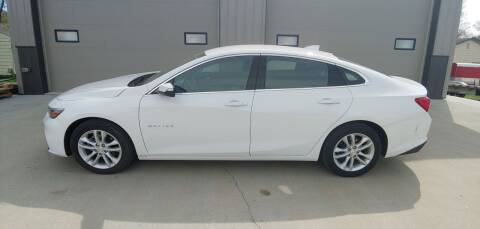 2018 Chevrolet Malibu for sale at SS Auto Sales in Brookings SD