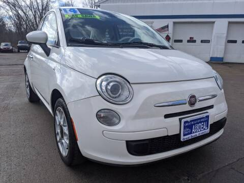 2014 FIAT 500 for sale at GREAT DEALS ON WHEELS in Michigan City IN