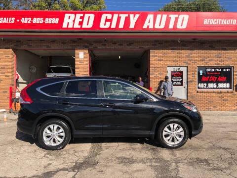 2012 Honda CR-V for sale at Red City  Auto in Omaha NE