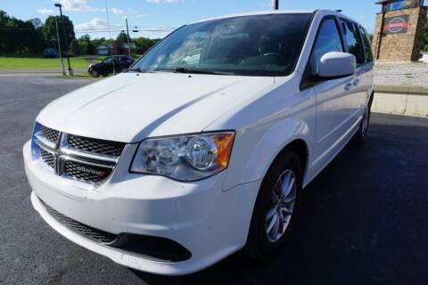 2016 Dodge Grand Caravan for sale at MyEzAutoBroker.com in Mount Vernon OH