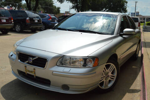 2007 Volvo S60 for sale at E-Auto Groups in Dallas TX