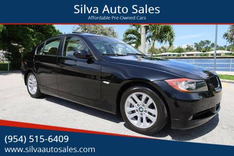 2006 BMW 3 Series for sale at Silva Auto Sales in Pompano Beach FL
