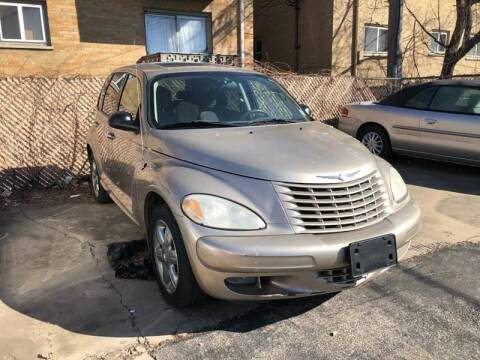 2004 Chrysler PT Cruiser for sale at Nationwide Auto Group in Melrose Park IL