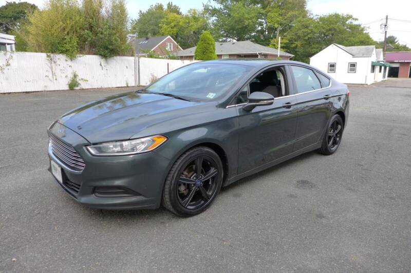 2016 Ford Fusion for sale at FBN Auto Sales & Service in Highland Park NJ