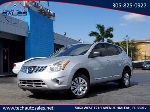 2014 Nissan Rogue Select for sale at Tech Auto Sales in Hialeah FL