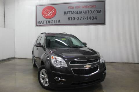 2015 Chevrolet Equinox for sale at Battaglia Auto Sales in Plymouth Meeting PA
