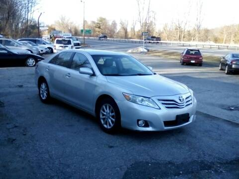 2011 Toyota Camry for sale at Rooney Motors in Pawling NY