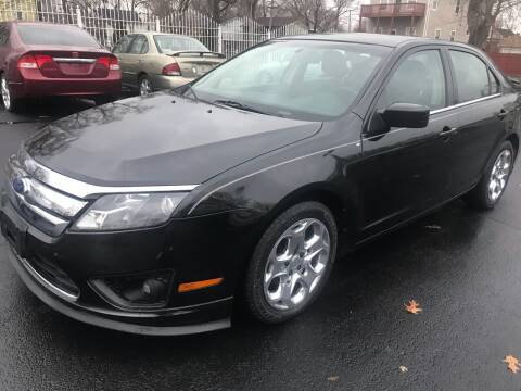 2010 Ford Fusion for sale at Credit One Auto Group in Joliet IL