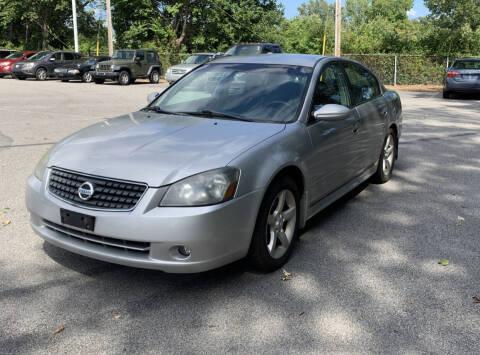 2005 Nissan Altima for sale at MFT Auction in Lodi NJ
