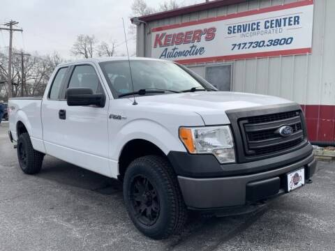 2013 Ford F-150 for sale at Keisers Automotive in Camp Hill PA