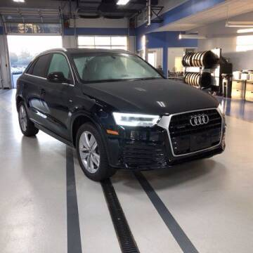 2018 Audi Q3 for sale at Simply Better Auto in Troy NY
