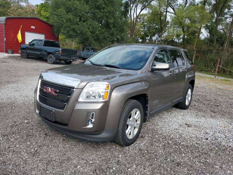 2011 GMC Terrain for sale at Johnsons Car Sales in Richmond IN