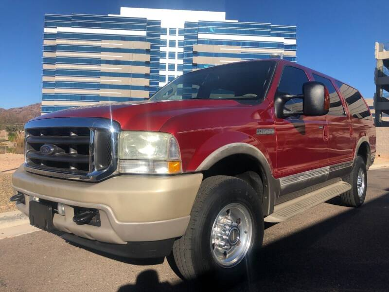 2004 Ford Excursion for sale at Day & Night Truck Sales in Tempe AZ