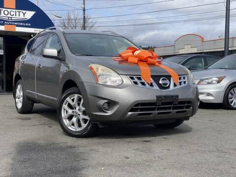 2013 Nissan Rogue for sale at OTOCITY in Totowa NJ