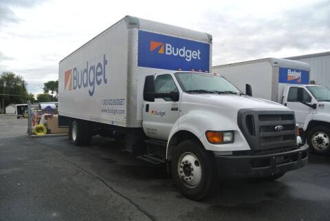 2013 Ford F-750 Super Duty for sale at Re-Fleet llc in Towaco NJ