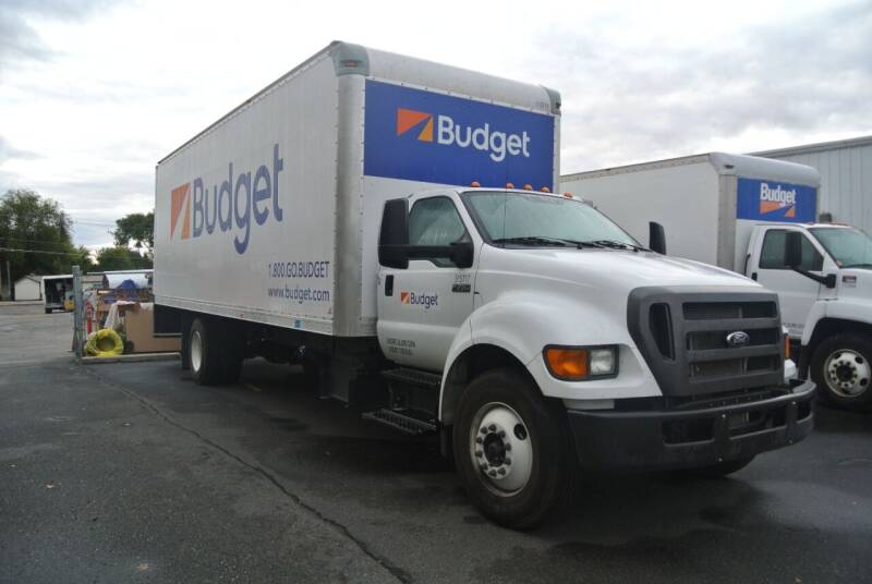2012 Ford F-750 Super Duty for sale at Re-Fleet llc in Towaco NJ