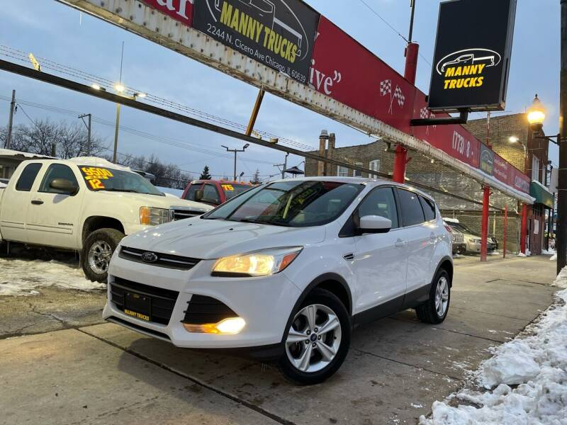 2013 Ford Escape for sale at Manny Trucks in Chicago IL
