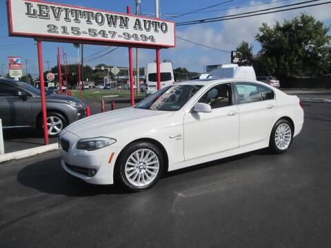 2012 BMW 5 Series for sale at Levittown Auto in Levittown PA