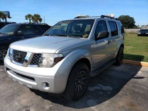2006 Nissan Pathfinder for sale at CARZ4YOU.com in Robertsdale AL