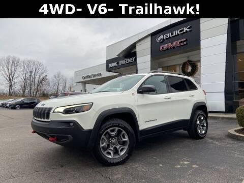 2019 Jeep Cherokee for sale at Mark Sweeney Buick GMC in Cincinnati OH