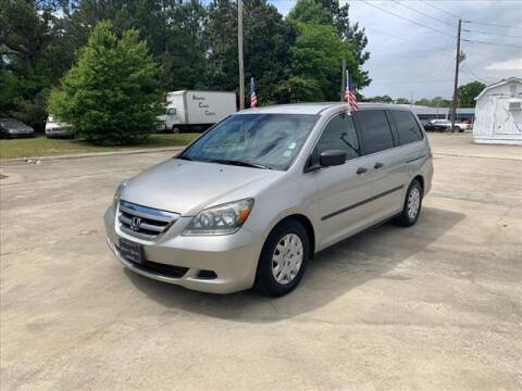 2005 Honda Odyssey for sale at Kelly & Kelly Auto Sales in Fayetteville NC