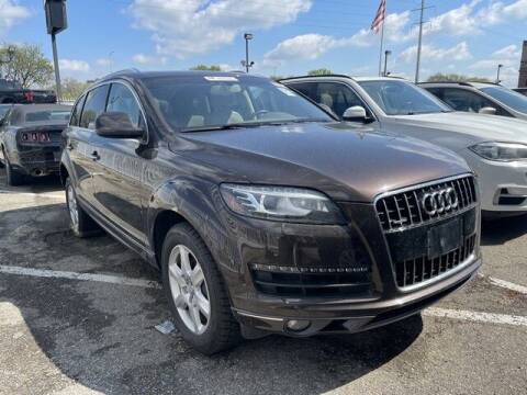2015 Audi Q7 for sale at SOUTHFIELD QUALITY CARS in Detroit MI