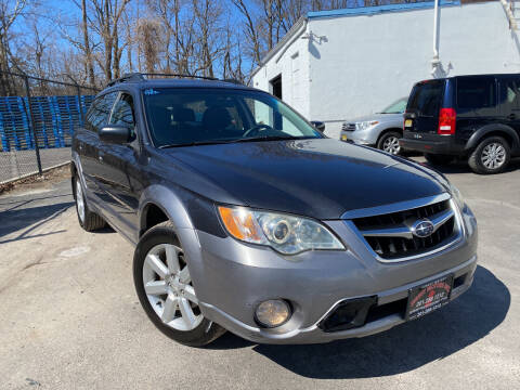 2009 Subaru Outback for sale at JerseyMotorsInc.com in Teterboro NJ