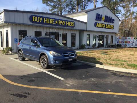 2013 Subaru XV Crosstrek for sale at Bi Rite Auto Sales in Seaford DE