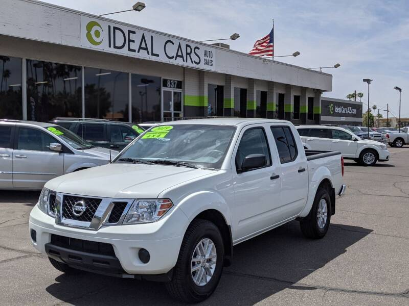 2019 Nissan Frontier for sale at Ideal Cars Broadway in Mesa AZ
