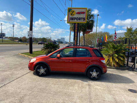 2012 Suzuki SX4 Crossover for sale at A to Z IMPORTS in Metairie LA