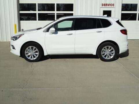 2018 Buick Envision for sale at Quality Motors Inc in Vermillion SD