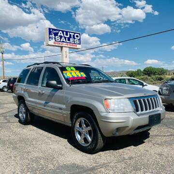 2004 Jeep Grand Cherokee for sale at Capital Auto Sales in Carson City NV