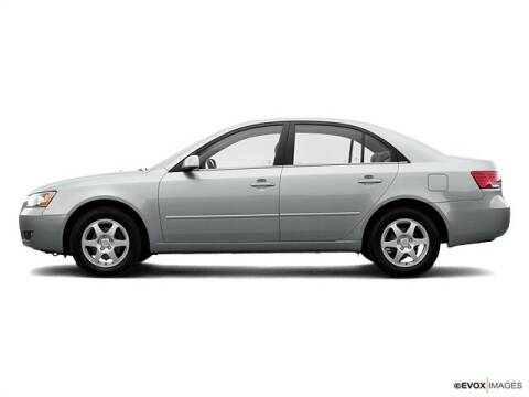 2006 Hyundai Sonata for sale at CHAPARRAL USED CARS in Piney Flats TN
