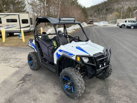 2018 Polaris Ranger for sale at Mansfield Motors in Mansfield PA