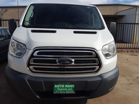 2016 Ford Transit Passenger for sale at Auto Haus Imports in Grand Prairie TX
