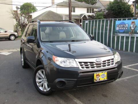 2012 Subaru Forester for sale at The Auto Network in Lodi NJ