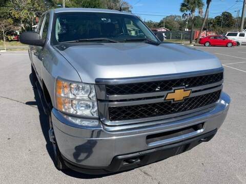2014 Chevrolet Silverado 2500HD for sale at LUXURY AUTO MALL in Tampa FL