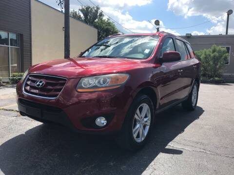 2011 Hyundai Santa Fe for sale at Saipan Auto Sales in Houston TX
