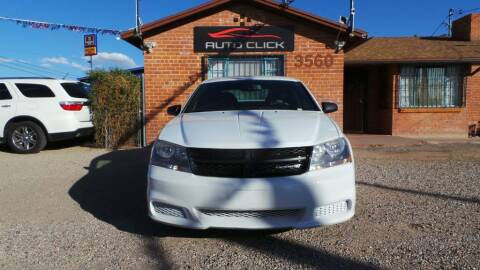 2014 Dodge Avenger for sale at Auto Click in Tucson AZ